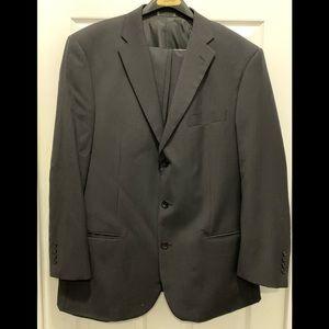 EMANUEL UNGARO 46L/38W  suits 2 pieces